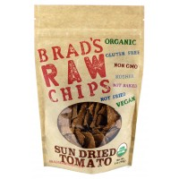Brad's Raw Chips, Sun Dried Tomato