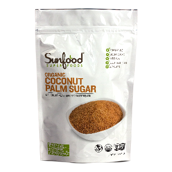 Sunfood Coconut Palm Sugar