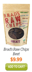 Add Brad's Raw Chips Beet to Cart