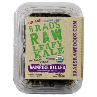 Brad's Raw Kale, Vampire Killer