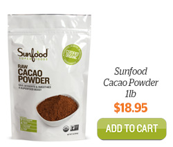 Add Cacao Powder, 1lb to Cart
