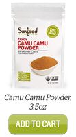 Add Camu Camu, 3.5oz to Cart