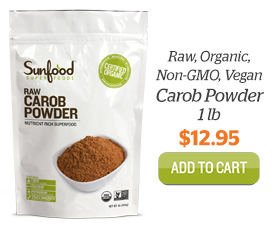 Add Raw Carob Powder, 1lb to Cart