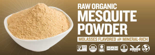 Sunfood Mesquite Powder