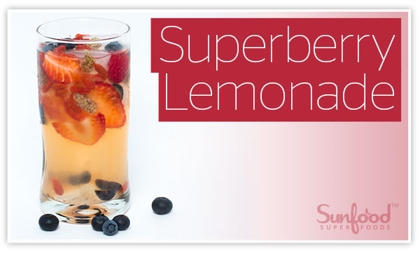 Superberry Lemonade