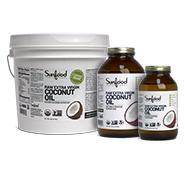 Sunfood Coconut Oil