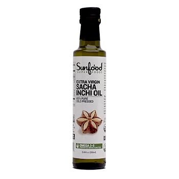 Sunfood Sacha Inchi Oil