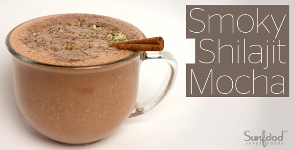 Smoky Mocha Recipe, click to view