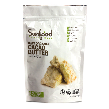 Sunfood Cacao Butter