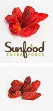 Sunfood Goji Berries are the best!