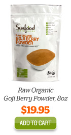 Add Goji Berry Powder, 8oz to Cart