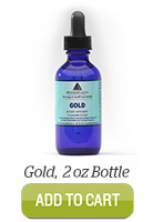 Add Mother Earth Minerals Gold, 2oz to Cart