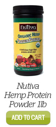 Add Nutiva Hemp Protein Powder, 1lb to Cart