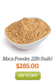 Add Maca Powder, 22lb (bulk) to Cart
