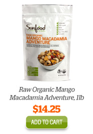 Add Mango Macadamia Adventure, 8oz to Cart
