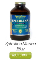 Add Spirulina Manna, 16oz to Cart