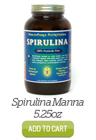 Add Spirulina Manna, 5.25oz to Cart