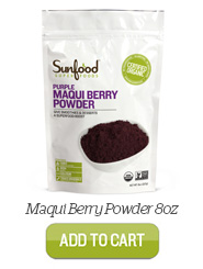 Add Maqui Berry Powder, 8oz to Cart