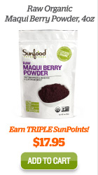 Add Maqui Berry Powder, 4oz to Cart