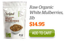 Add White Mulberries to Cart