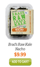 Add Brad's Raw Kale Nacho to Cart