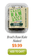 Add Brad's Raw Kale Naked to Cart