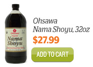 Add Ohsawa Nama Shoyu, 32oz to Cart