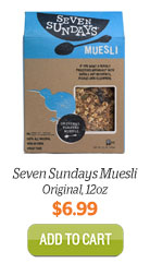 Add Seven Sundays Muesli, Original to Cart
