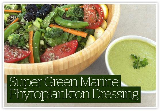 Super Green Marine Phytoplankton Dressing