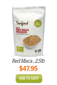 Add Red Maca Powder, 2.5lb to Cart