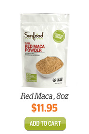 Add Red Maca Powder, 8oz to Cart
