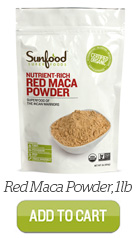 Add Red Maca Powder, 1lb to Cart