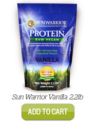 Add Sun Warrior Vanilla Protein Powder, 2.2lb to Cart