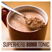 Superherb Bomb Tonic Recipe