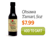 Add Ohsawa Tamari, 5oz to Cart