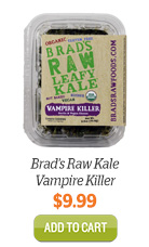 Add Brad's Raw Kale Vampire Killer to Cart