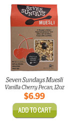 Add Seven Sundays Muesli, Vanilla Cherry Pecan to Cart