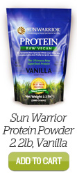 Add Sun Warrior Protein Powder, 2.2lb Vanilla to Cart