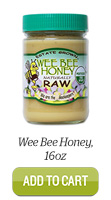 Add Wee Bee Honey, 16oz to Cart