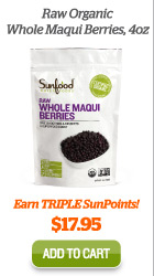 Add Whole Maqui Berries, 4oz to Cart