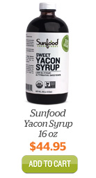 Add Yacon Syrup, 16oz to Cart
