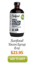 Add Yacon Syrup, 8oz to Cart
