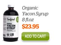 Add 8oz Yacon Syrup to Cart