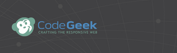 CodeGeek - Crafting the Responsive Web