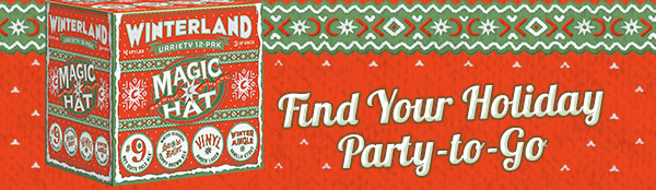 Find Your Holiday Party-to-Go