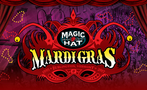 Magic Hat Mardi Gras