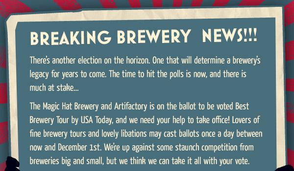Breaking Brewery News!!!