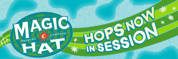 Magic Hat Brewing Co.: Hops Now in Session