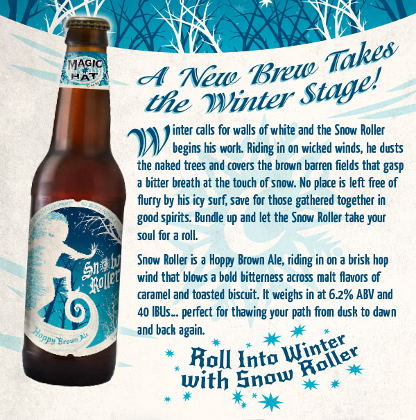 A New Brew Takes the Winter Stage!
