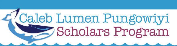 Caleb Lumen Pungowiyi Scholars Program
